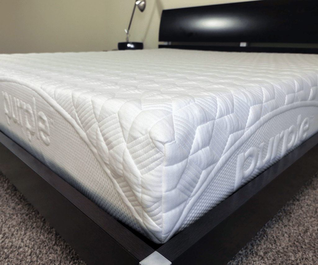 Purple mattress review sleepopolis Bed and mattress for sale