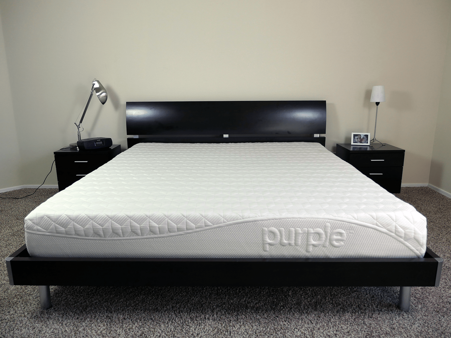 King size Purple Mattress