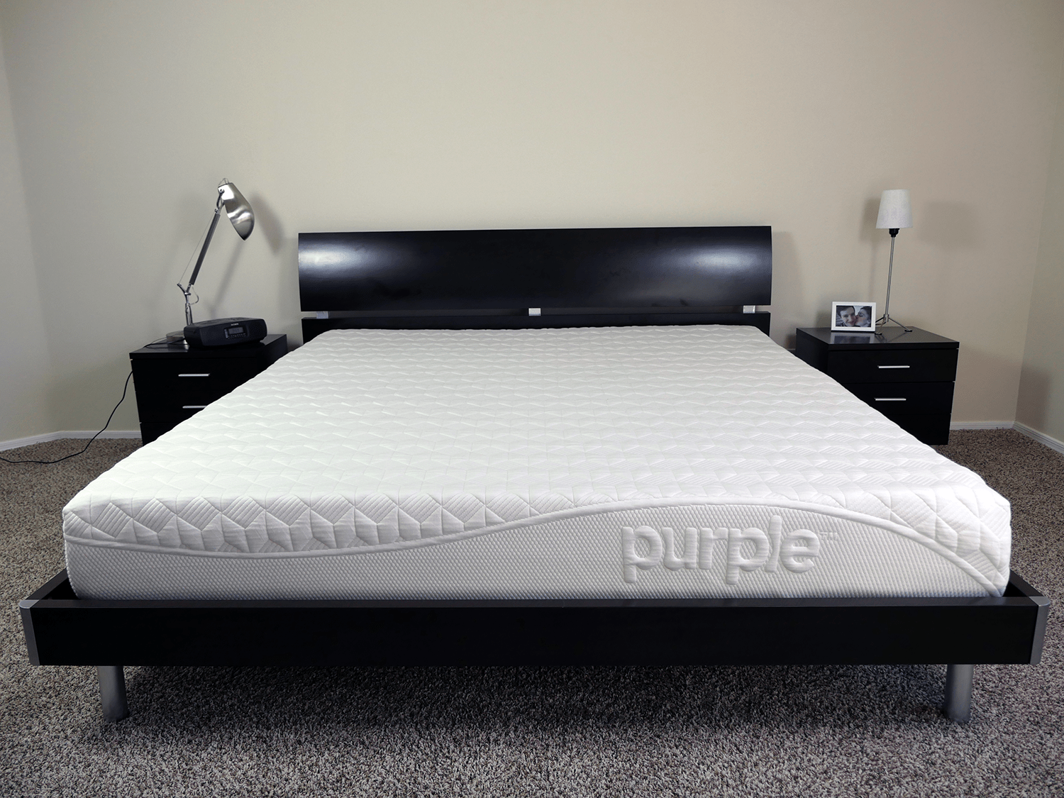 Purple mattress review sleepopolis for Brooklyn bedding vs tempurpedic
