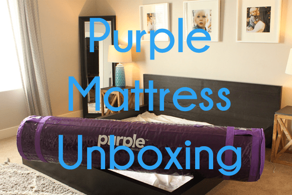 Purple mattress unboxing sleepopolis for Brooklyn bedding vs tempurpedic