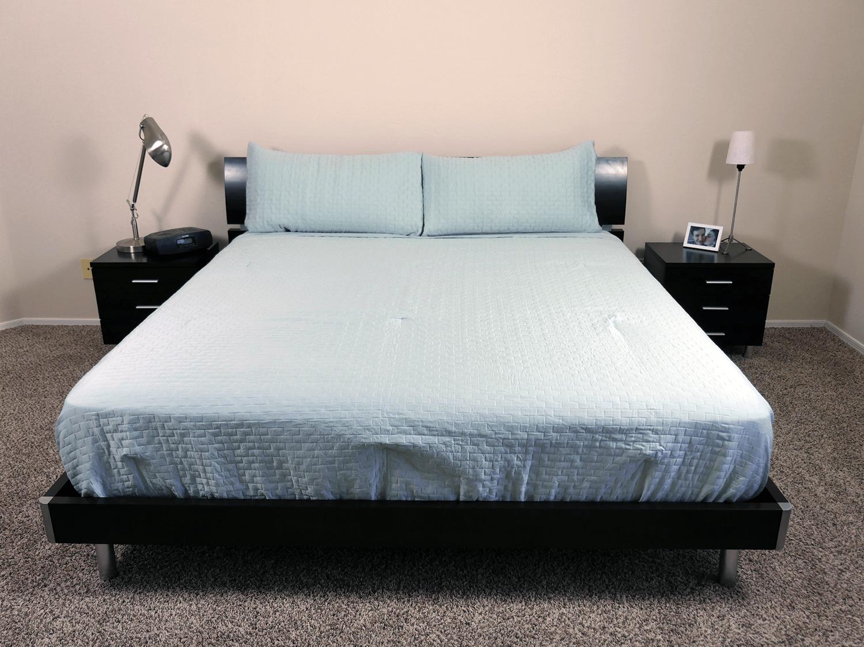 DreamFit sheets on a King size mattress