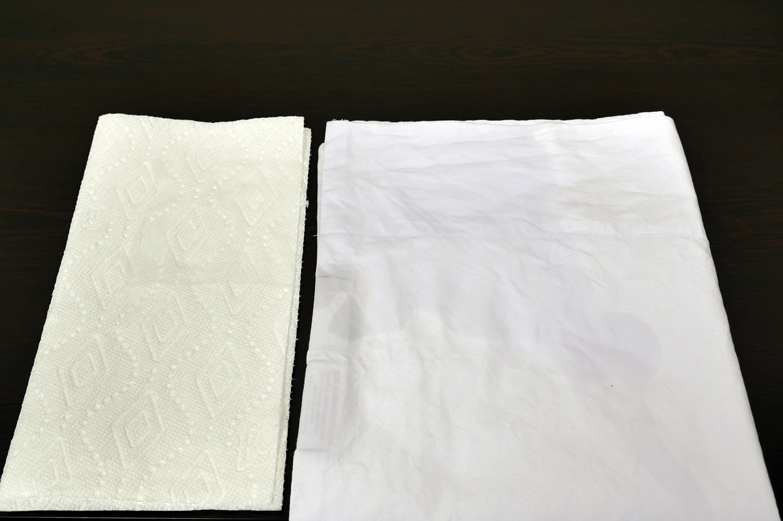Authenticity 50 sheets color test - zero color transfer