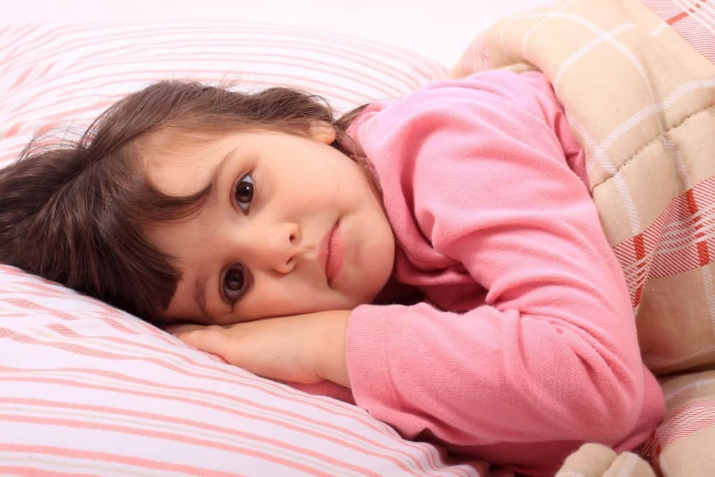 20-30% of children suffer from insomnia