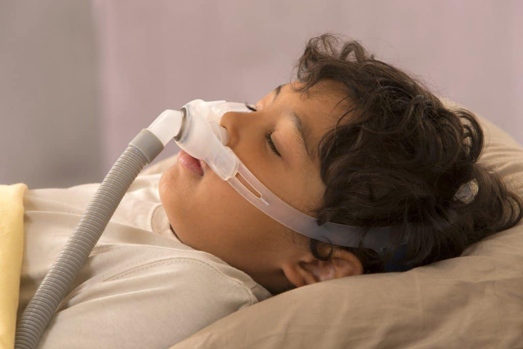 2-4% of children suffer from OSA (obstructive sleep apnea)