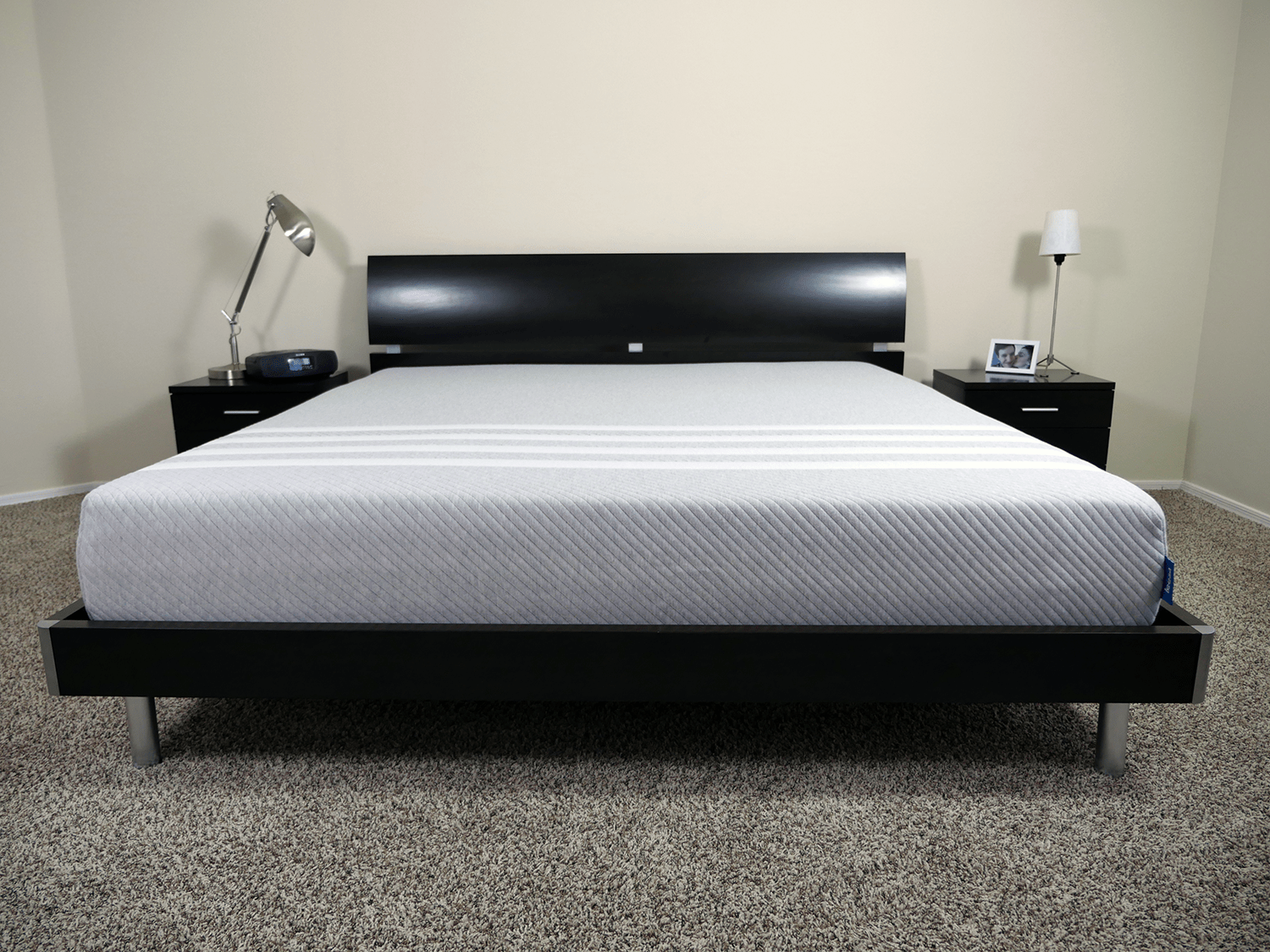 Leesa vs purple mattress review sleepopolis for Brooklyn bedding vs tuft and needle
