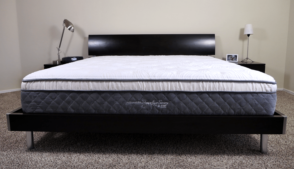 Nest Alexander, King size, platform bed