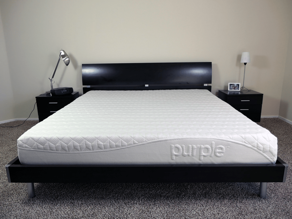 Leesa vs purple mattress review sleepopolis Mattress king