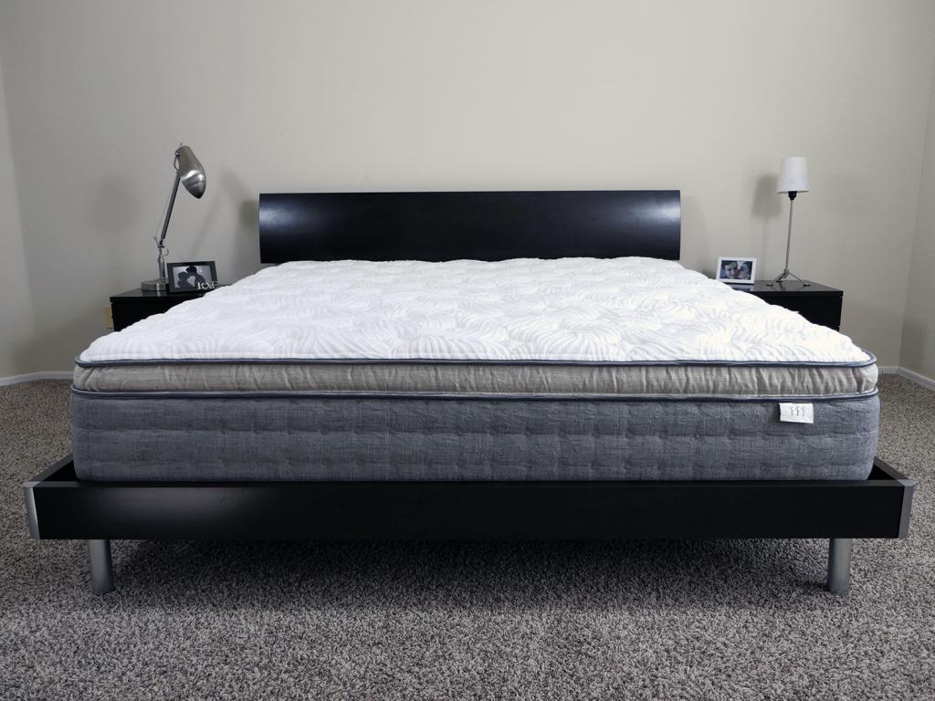 Brentwood home mattress reviews sleepopolis King size mattresses