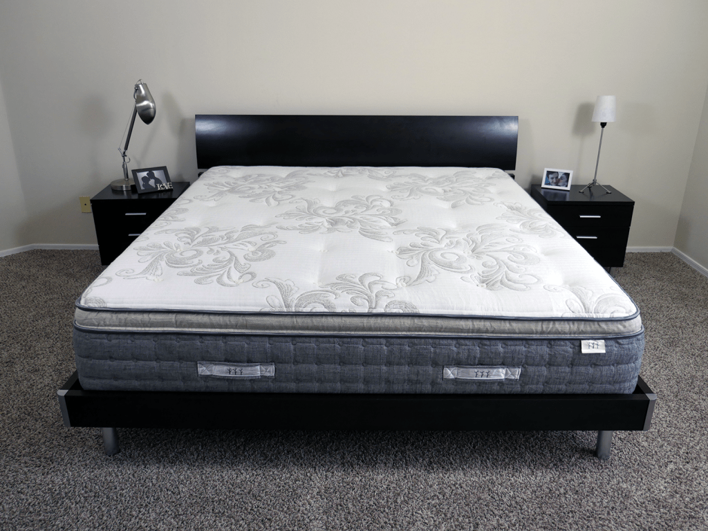 brentwood home sequoia mattress king size