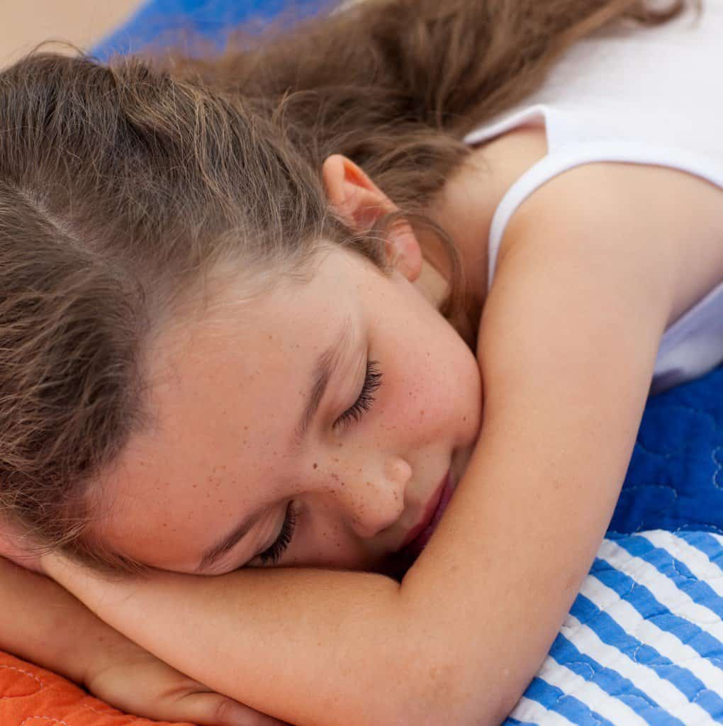 Getting enough sleep will make sure you have energy to play!