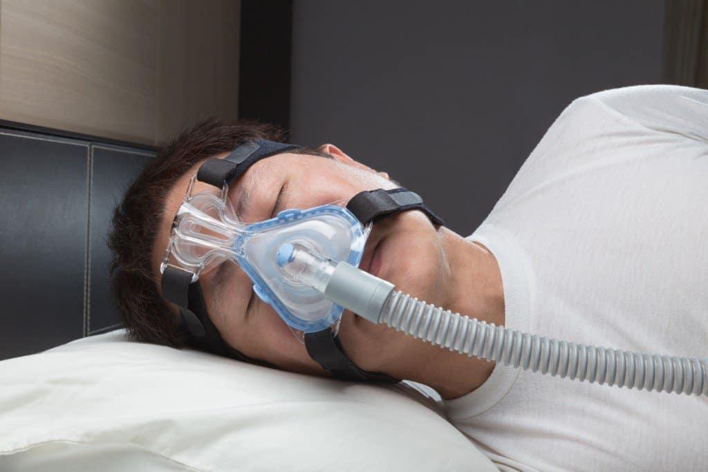 18 million adults in the US have sleep apnea