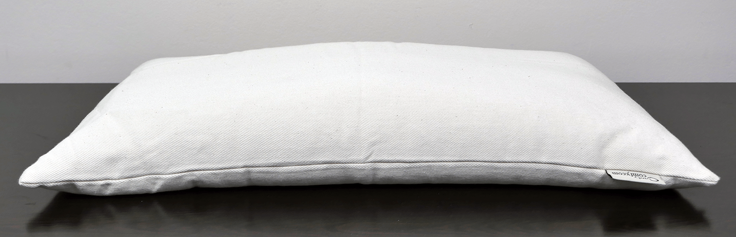 Traditional Pillow Size : ComfySleep Buckwheat Pillow Review Sleepopolis