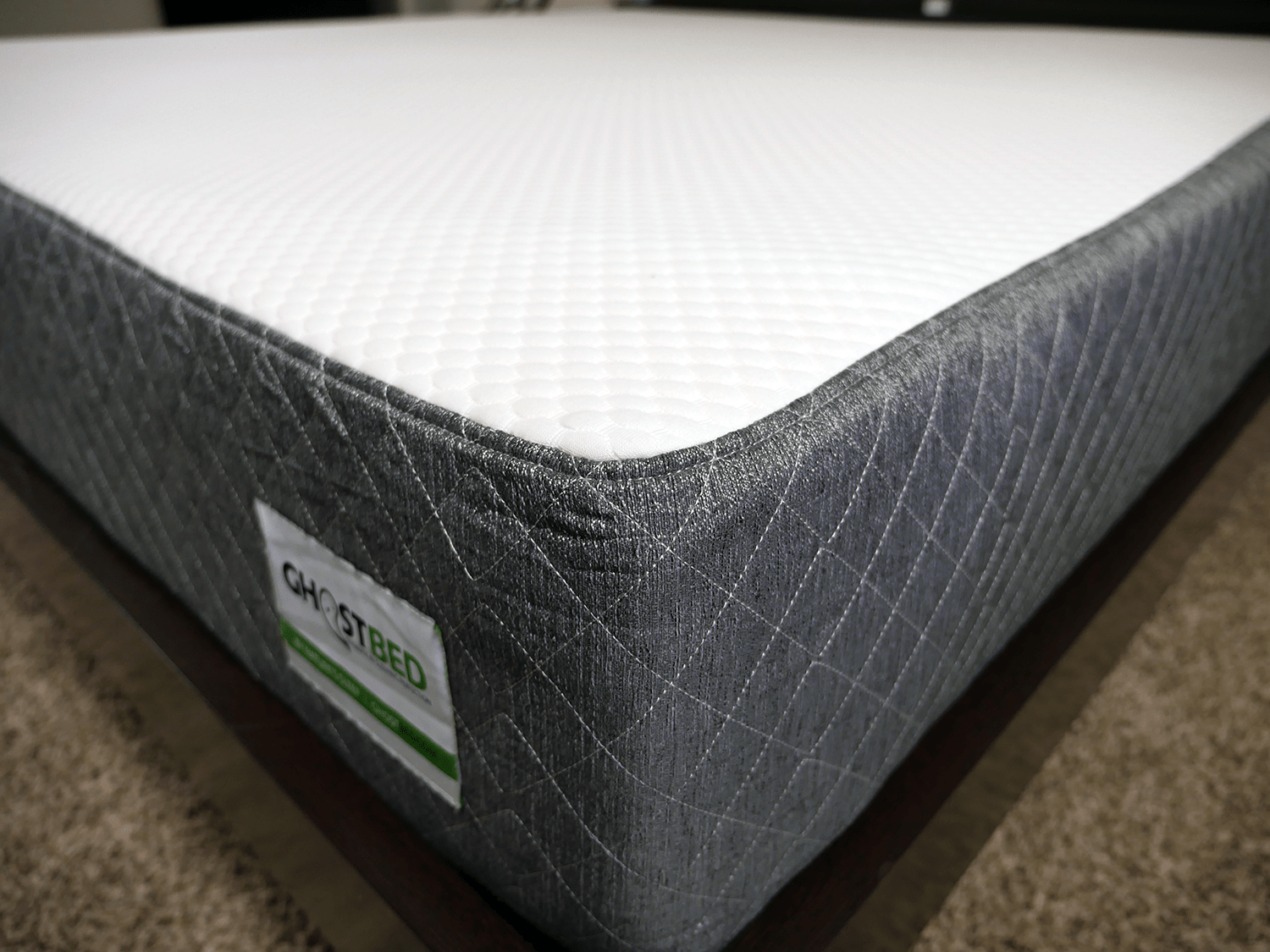 GhostBed mattress cover