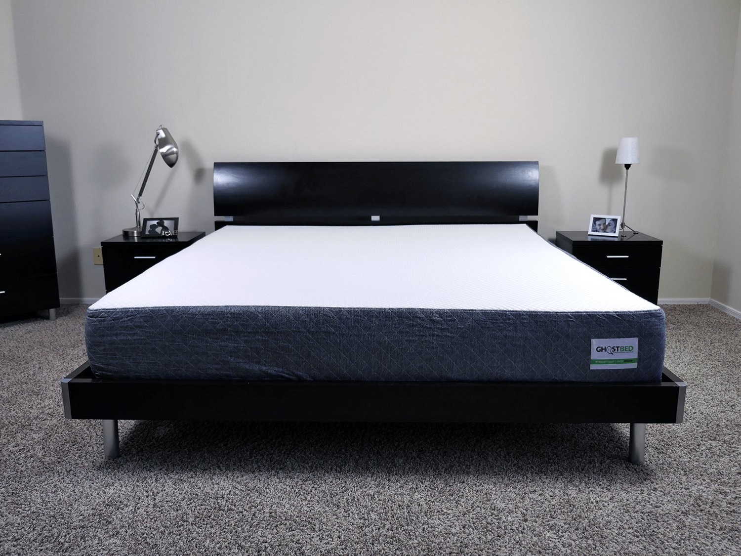 Ghostbed vs purple mattress review sleepopolis for Best store to buy a mattress