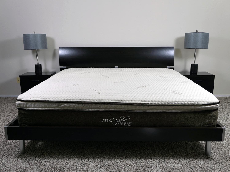King size Nest latex hybrid mattress