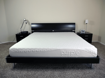 Purple mattress - universal comfort