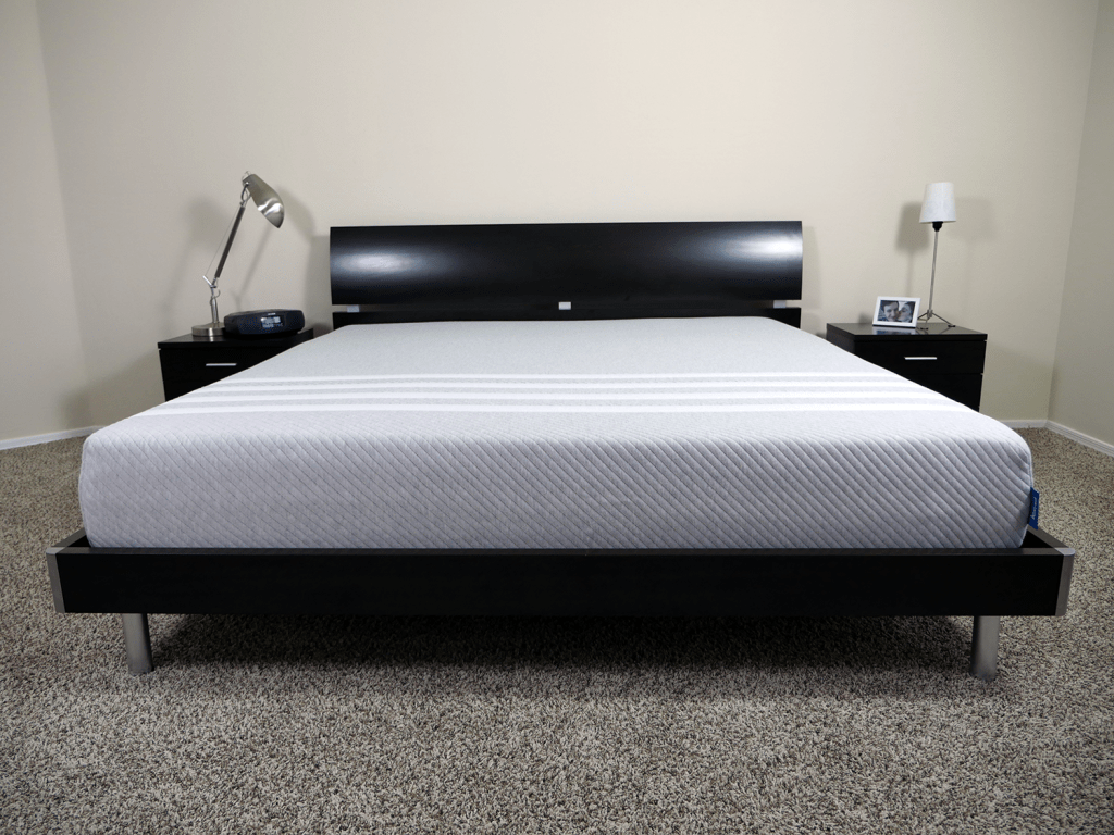 King size Leesa mattress