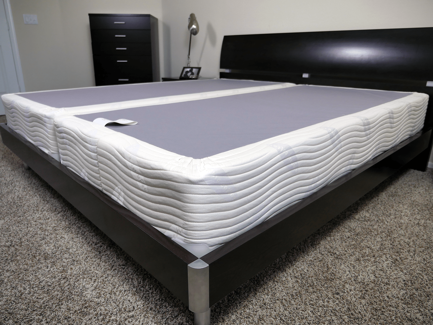 Saatva Amp Loom Amp Leaf Foundation Review Sleepopolis