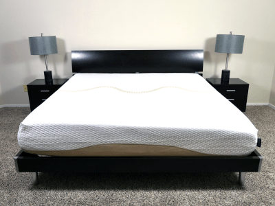 King size Amerisleep Liberty mattress
