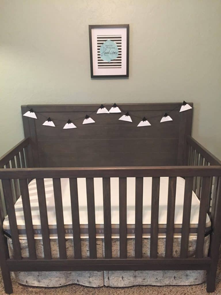 Brentwood Home Wildfern Crib mattress review