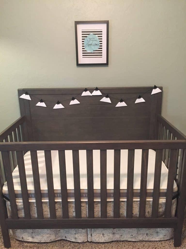 Brentwood Home Wildfern Crib mattress review