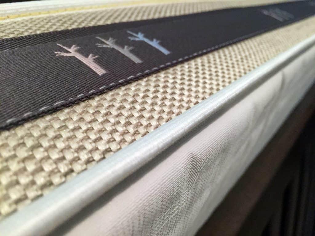 Brentwood Wildfern side of mattress