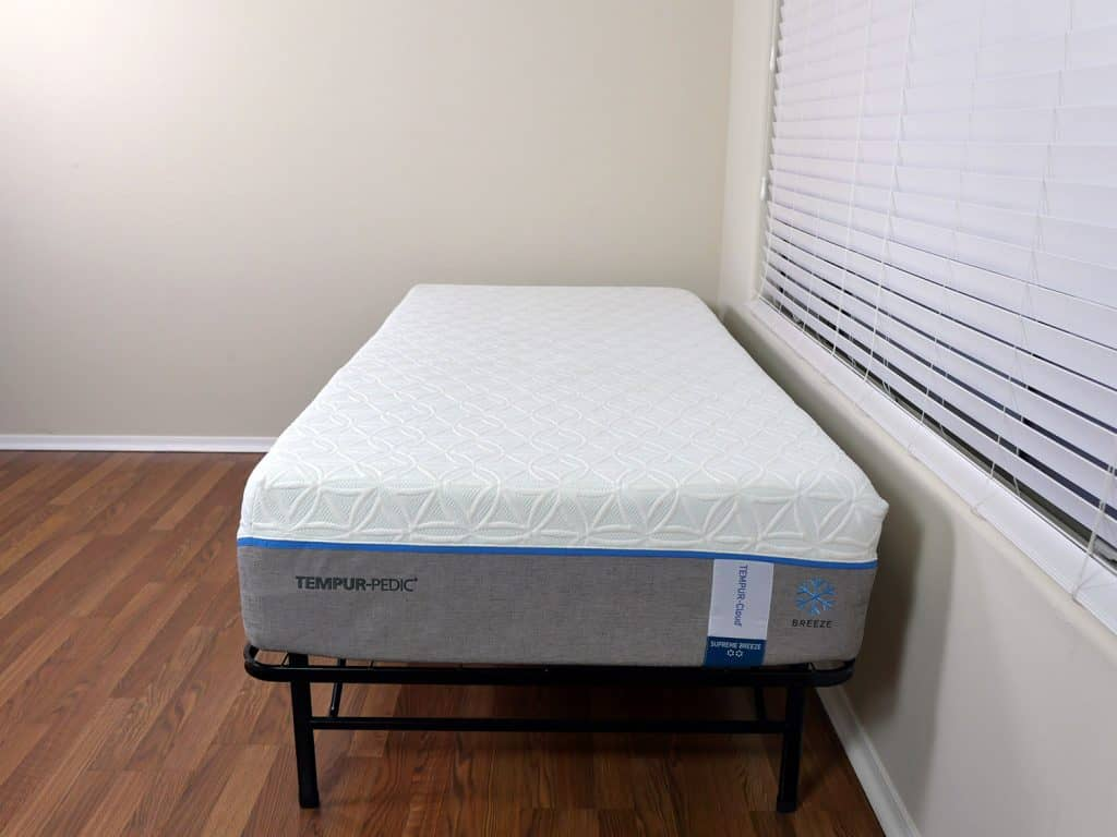 Casper vs tempurpedic mattress review sleepopolis Mattress twin size