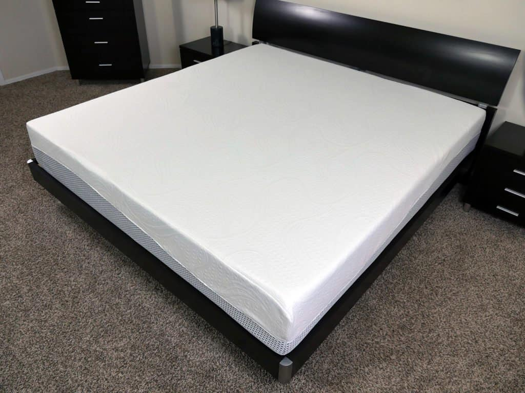 firm foam mattress review