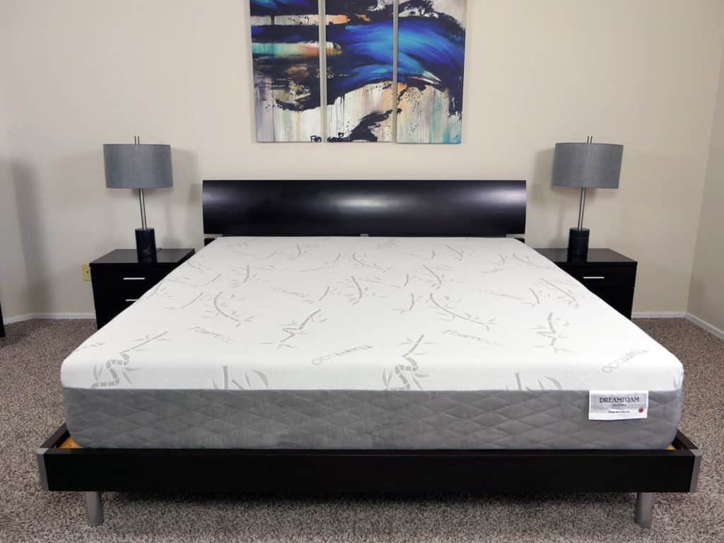 Ultimate Dreams Supreme Gel mattress, King size