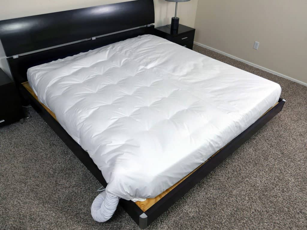 bed-jet-sheet-inflated-1024x768 BedJet Review