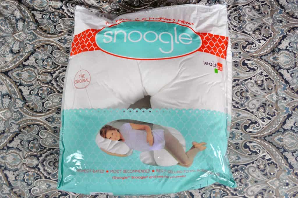 Leachco Snoogle Pillow - The Original
