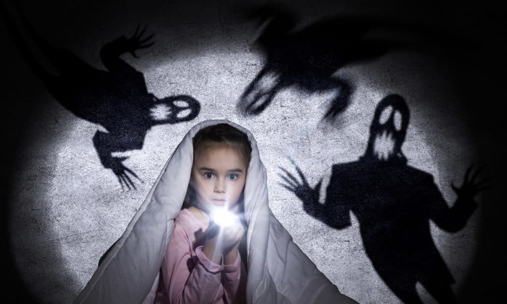 Night terrors most commonly occur in Children, but can also occur in adults