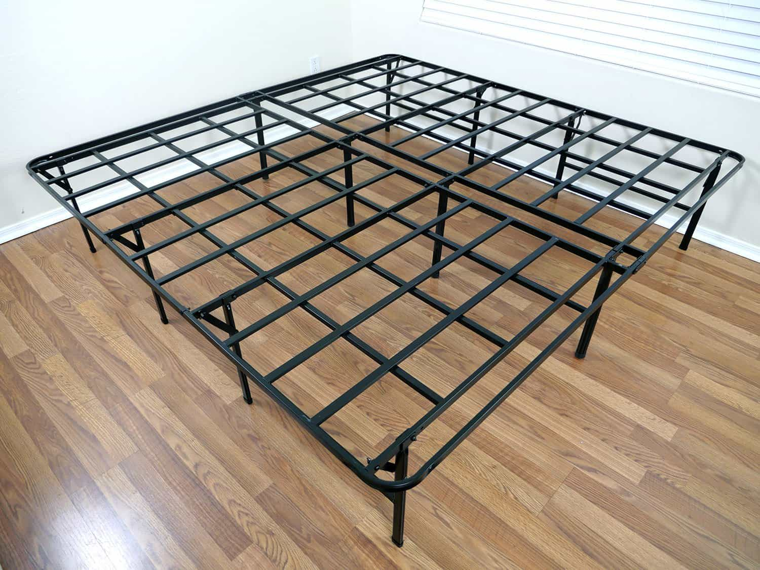 Purple Platform Bed Frame Review Sleepopolis