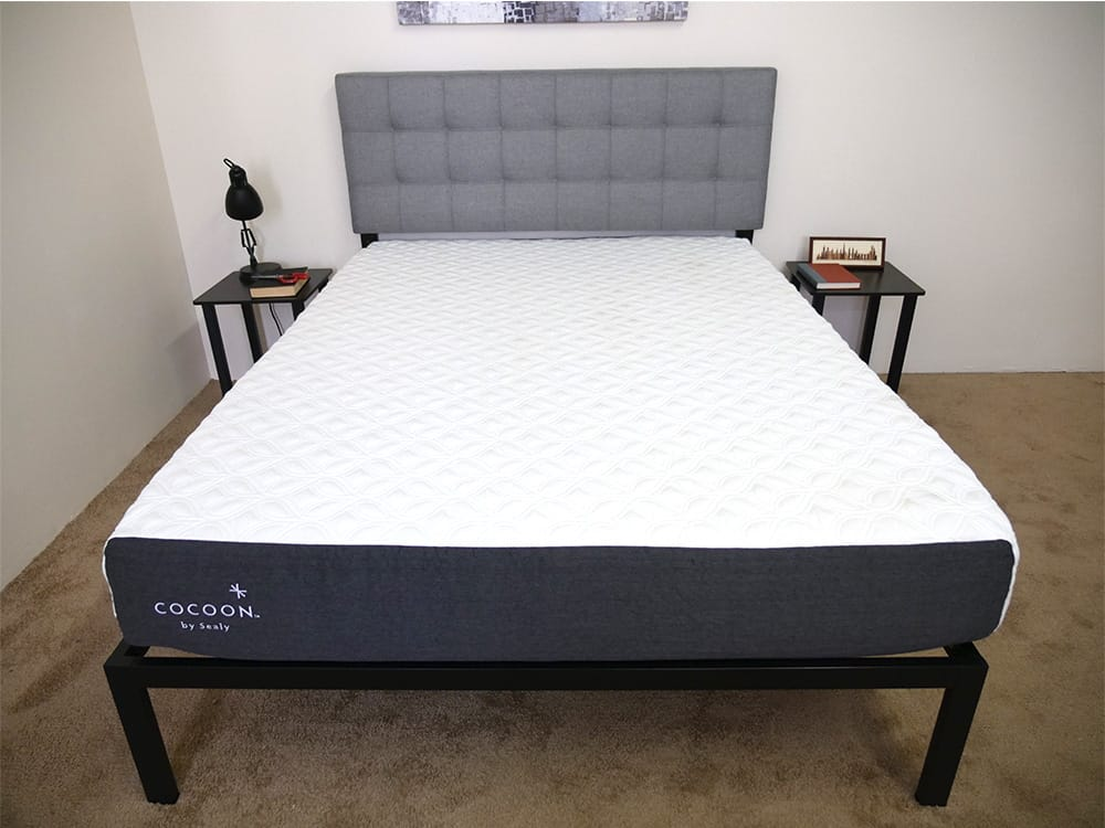 Cocoon-Mattress-Front-Shot Cocoon Mattress Review