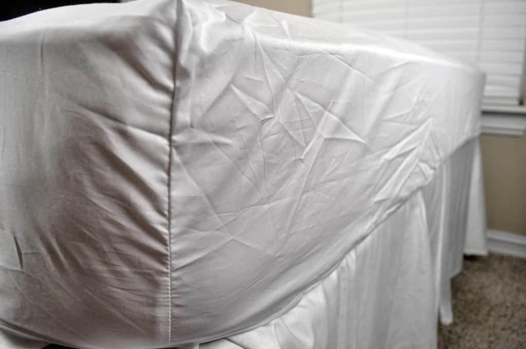 Bedcare mattress encasement