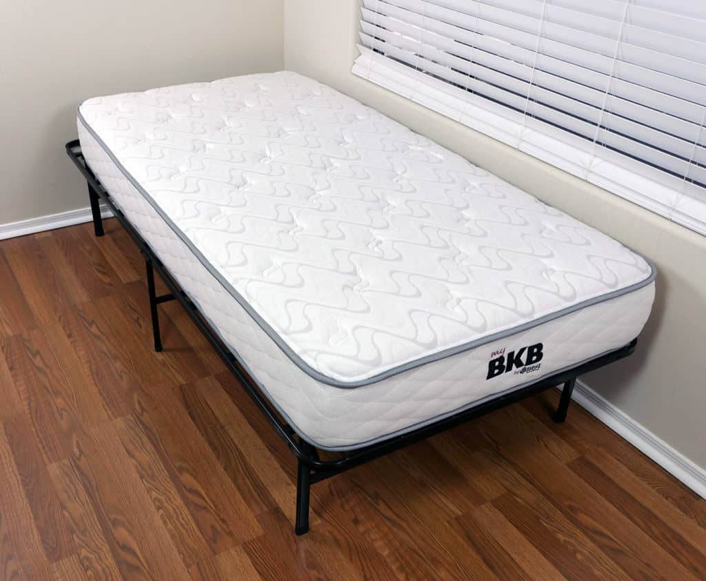 Angled view of the Big Kid Bed