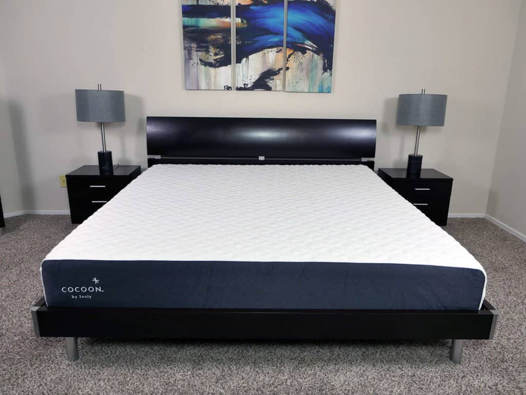 Cocoon by Sealy mattress review