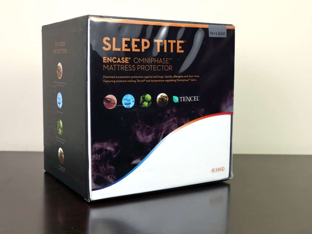 Malouf Sleep Tite Mattress Protector Review Sleepopolis