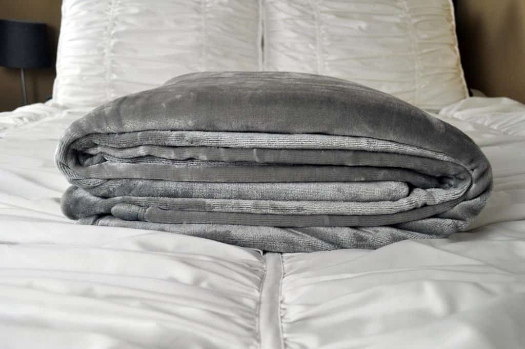 qbedding blanket review fold