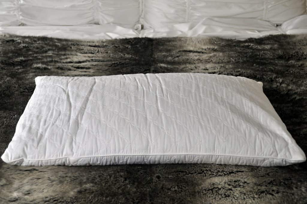 QBedding Buckwheat pillow review