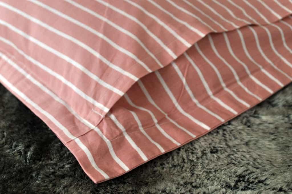 QBedding buckwheat pillow cover