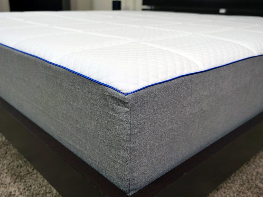 Close up shot of the Nectar mattress cover