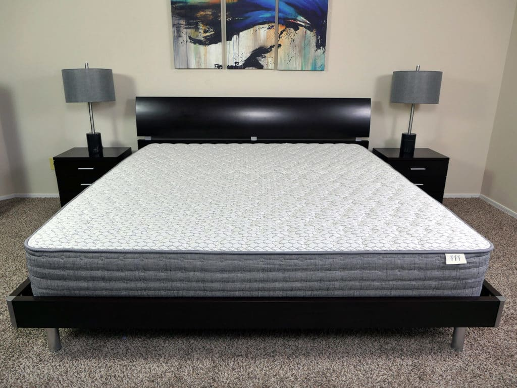 Brentwood Home Sierra mattress, King size