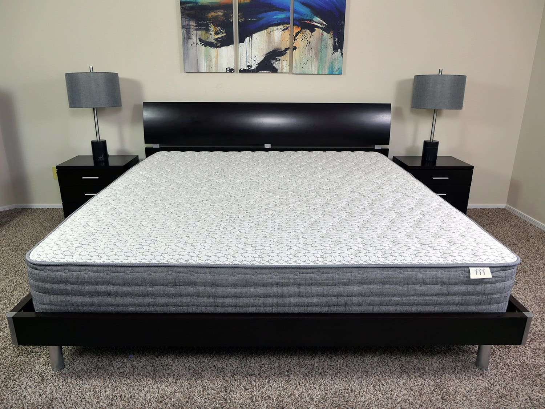 mattress brentwood gel home sleepopolis bottom memory layers foam review reviews top to