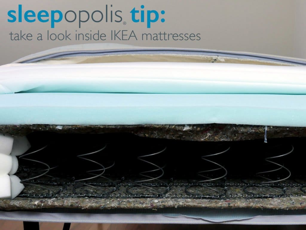 Is an IKEA mattress right for you? Read our complete IKEA mattress review analysis