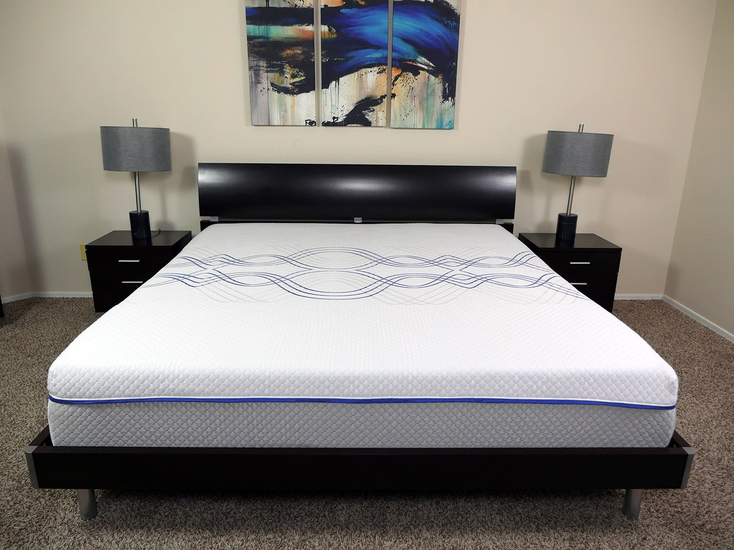 Eluxurysupply Hybrid Mattress Review Sleepopolis
