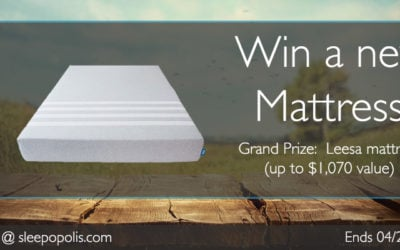 Leesa Mattress Giveaway