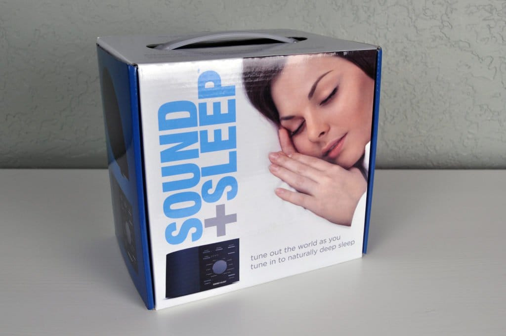 Adaptive Sound Technologies Sound + Sleep white noise sound machine