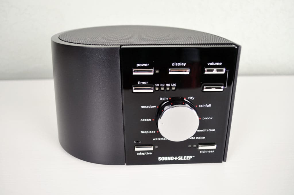 Adaptive Sound Technologies Sound + Sleep sound machine - out of box