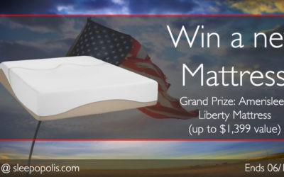 Amerisleep Liberty Mattress Giveaway